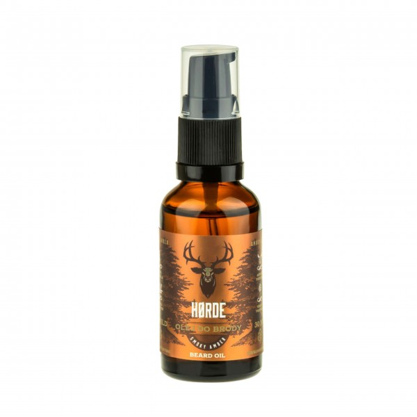 Olejek do Brody - Smoky Amber - 10ml – Horde