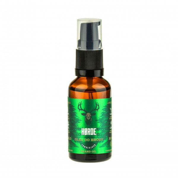 Olejek do Brody - Lumberjack - 10ml - Horde